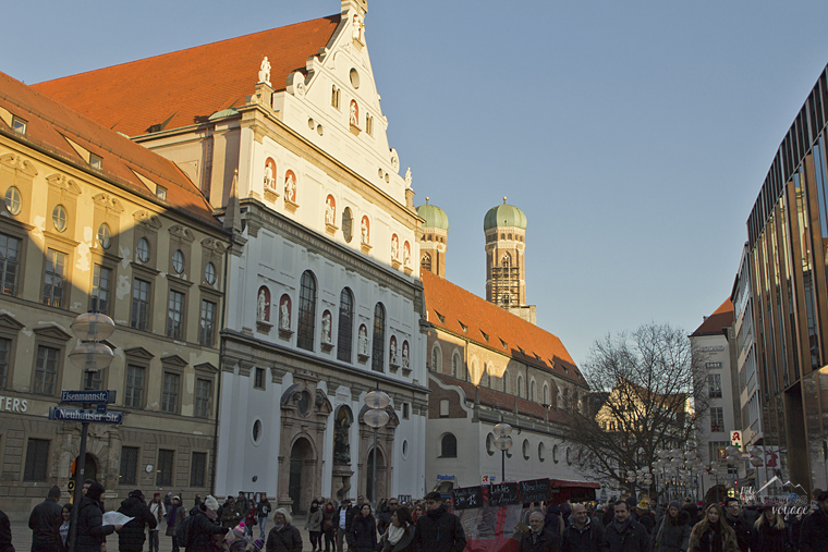 Neuhauserstrasse  - What to do in Munich Germany with limited time | My Wandering Voyage travel blog