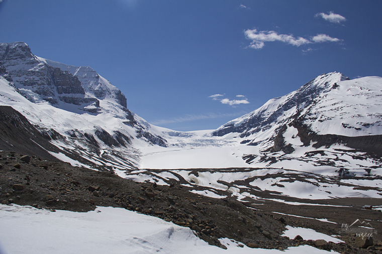 Athabasca Glacier Banff National Park | My Wandering Voyage travel blog