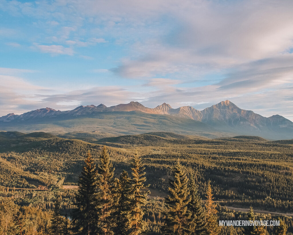 View from Jasper Skytram | | Top things to see in Jasper and Banff | My Wandering Voyage