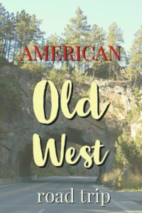 American Old West road trip - mountain drives | My Wandering Voyage travel blog