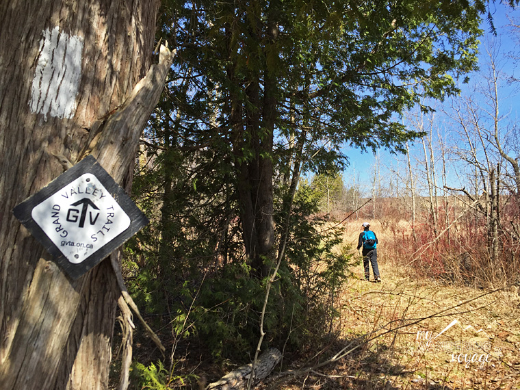 Use a hiking log for your many adventures, like if you want to hike the Grand Valley Trail | My Wandering Voyage travel blog