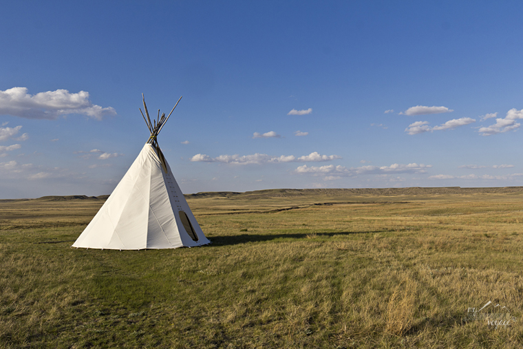 Grass Lands National Park, Saskatchewan, Canada - Fire and Ice: A Canadian Road Trip | My Wandering Voyage travel blog