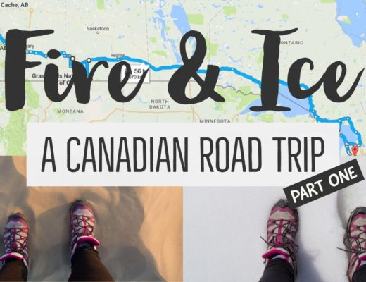 Fire and Ice: A Canadian Road Trip - part one | My Wandering Voyage travel blog