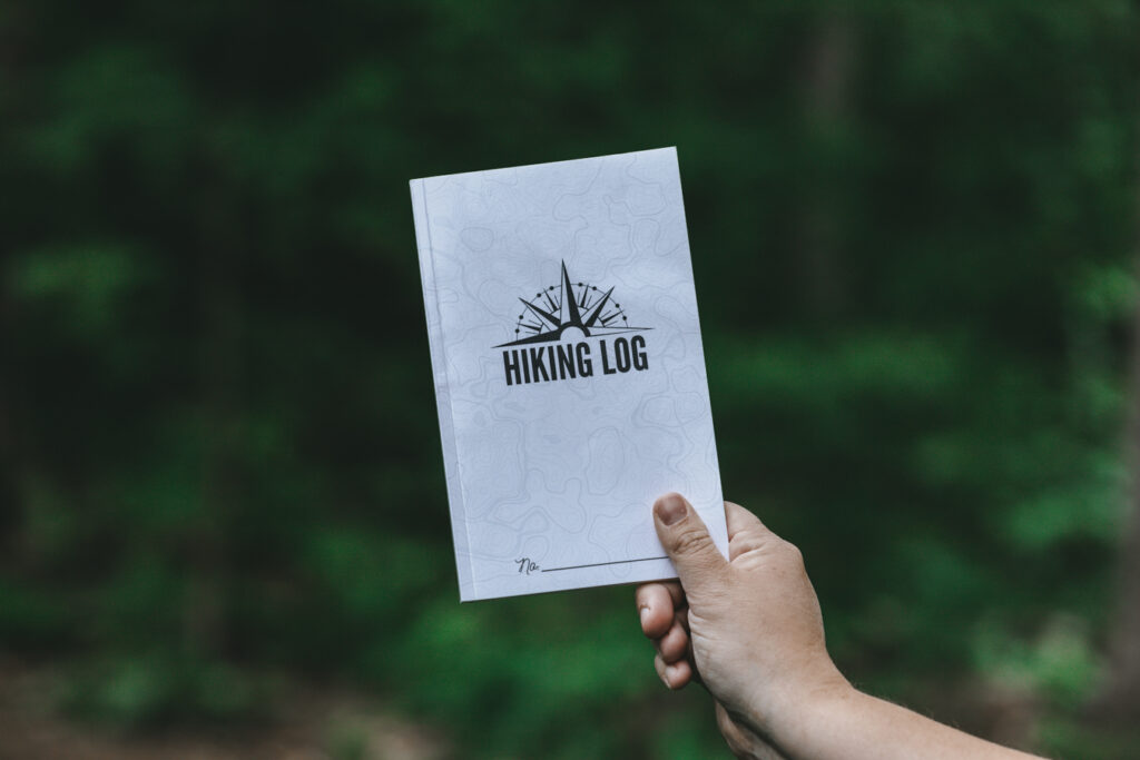 hiking log   Day hiking Essentials: What's in my day pack?   My Wandering Voyage travel blog #DayHike #Hiking #HikingEssentials #HikingChecklist