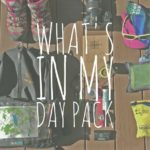 What's in my day pack?