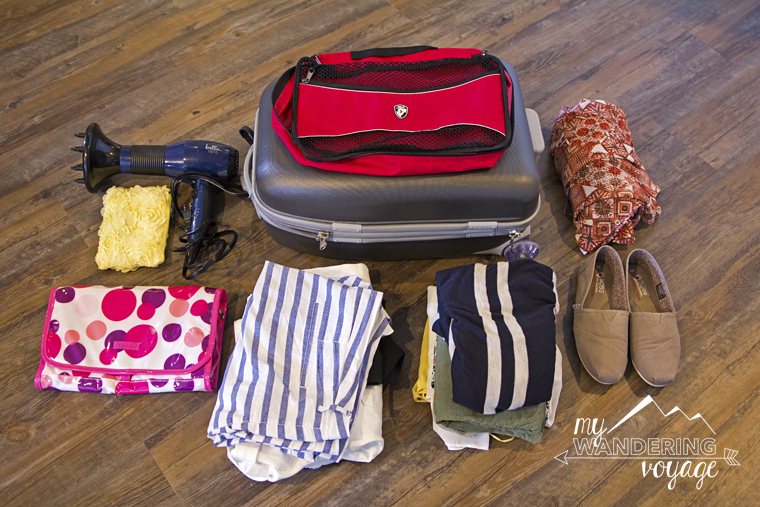 Weekend getaway quebec city packing