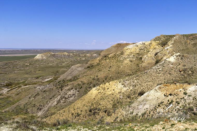 70 mile butte grasslands national park saskatchewan
