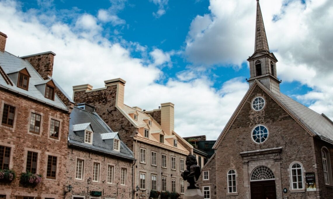 Fall in love with the charm and history of Quebec City, Canada. This list of things to do in Quebec City should inspire you to explore one of Canada's oldest cities.   My Wandering Voyage travel blog #Quebec #QuebecCity #Canada #Travel