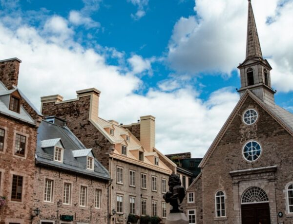 Fall in love with the charm and history of Quebec City, Canada. This list of things to do in Quebec City should inspire you to explore one of Canada's oldest cities. | My Wandering Voyage travel blog #Quebec #QuebecCity #Canada #Travel