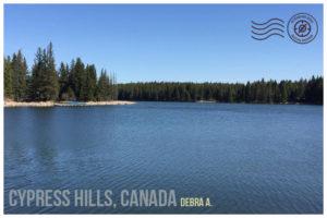 Cypress Hills, Saskatchewan Canada - Wandering Postcard | My Wandering Voyage Travel Blog