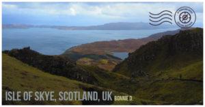 Isle of Skye - Wandering Postcard | My Wandering Voyage Travel Blog