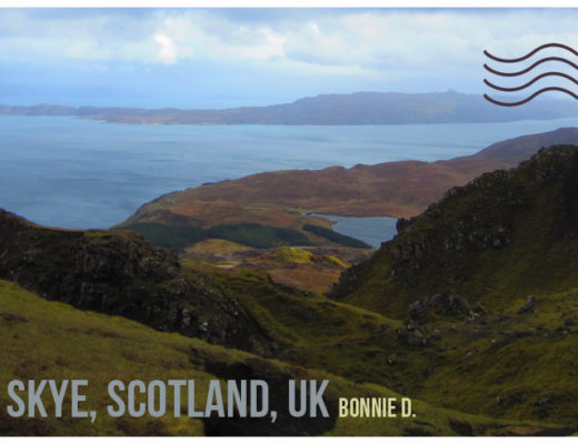 Isle of Skye - Wandering Postcard | My Wandering Voyage Travel Blog