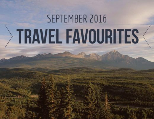 September Travel Favourites | My Wandering Voyage travel blog