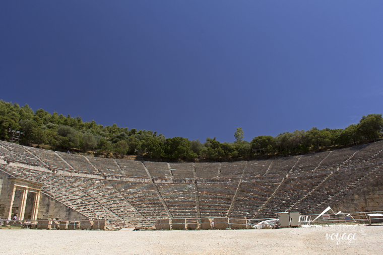 Epidaurus UNESCO world heritage site - Peloponnese | My Wandering Voyage travel blog