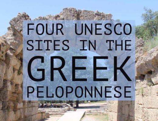 UNESCO Greek Peloponnese | My Wandering Voyage travel Blog