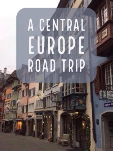 Can you see four countries in Central Europe in four days? Yes, you can. Here are highlights from Germany, Austria, Liechtenstein, and Switzerland. | My Wandering Voyage #travel blog #Europe #Germany #Austria #Switzerland #roadtrip