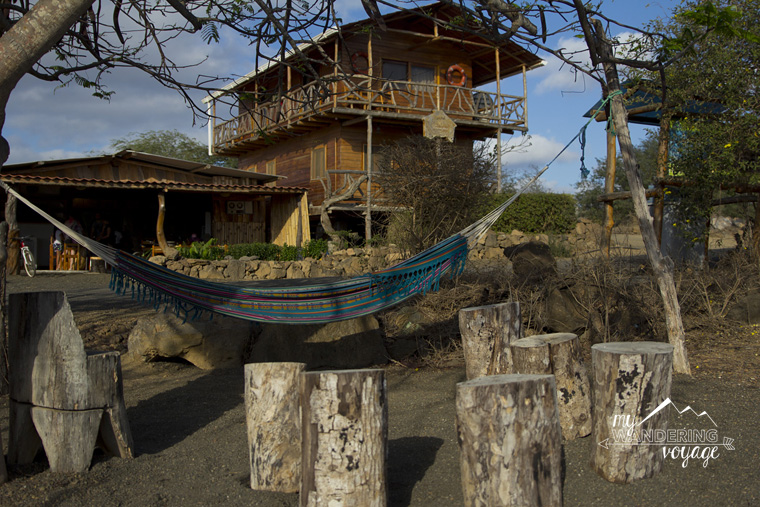 Home stay on Floreana Island Galapagos | My Wandering Voyage travel blog