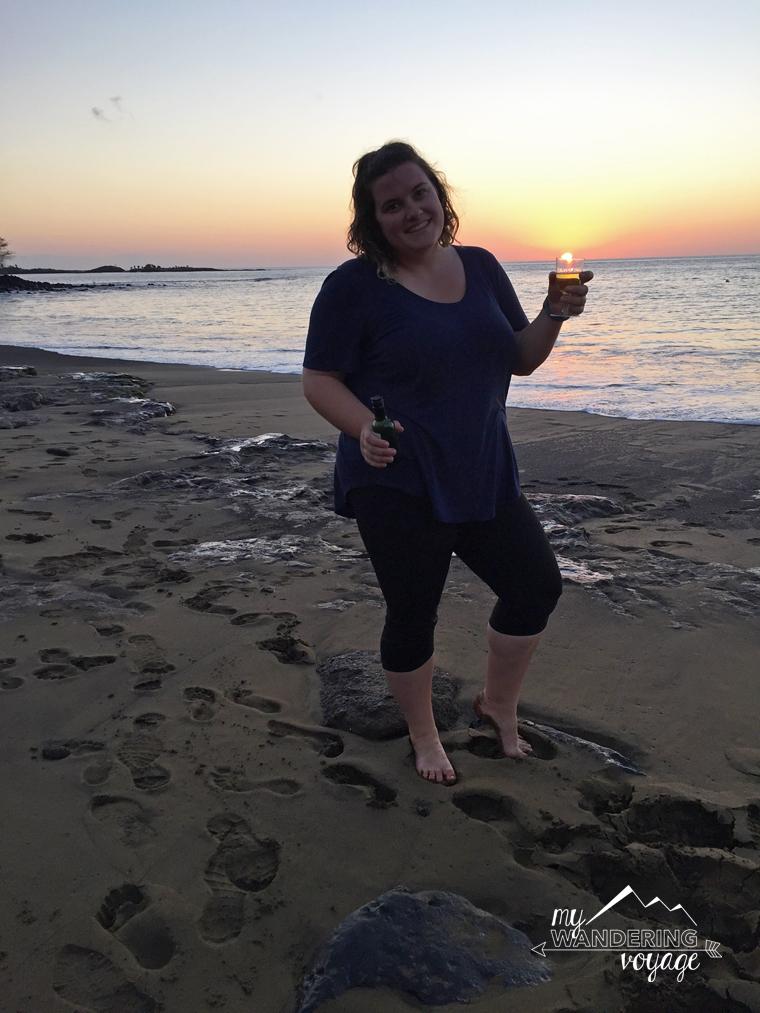 Playa Negra Floreana Galapagos | My Wandering Voyage travel blog
