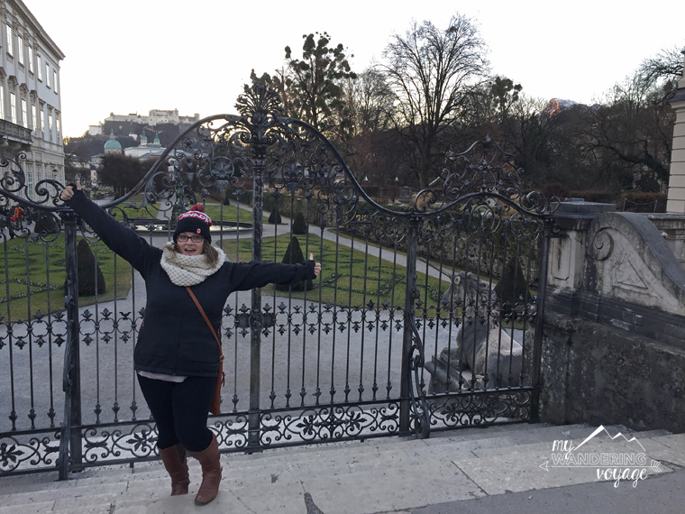 Do-Re-Me steps, Sound of Music Salzburg, Austria | My Wandering Voyage travel blog