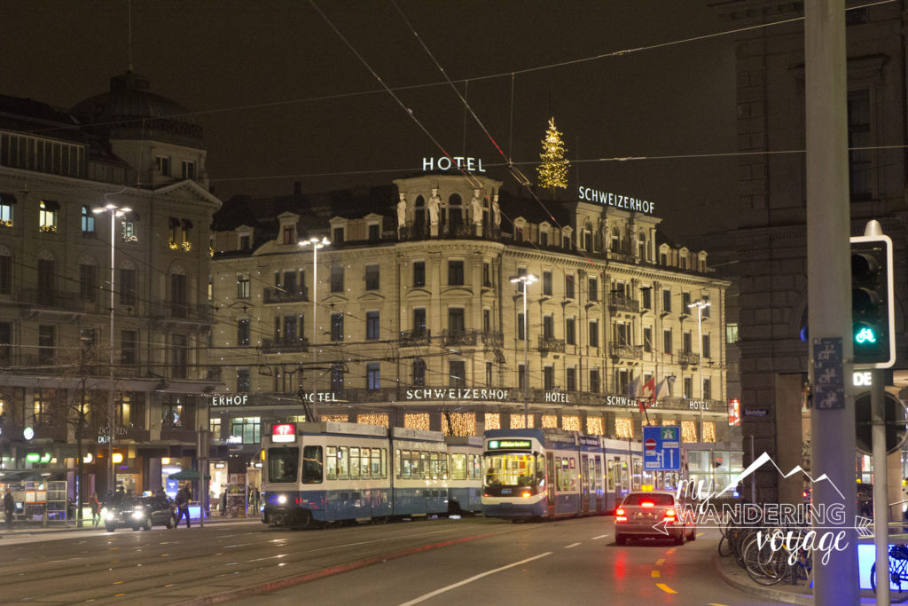 Zurich transit - Destination Switzerland, Central Europe | My Wandering Voyage travel blog