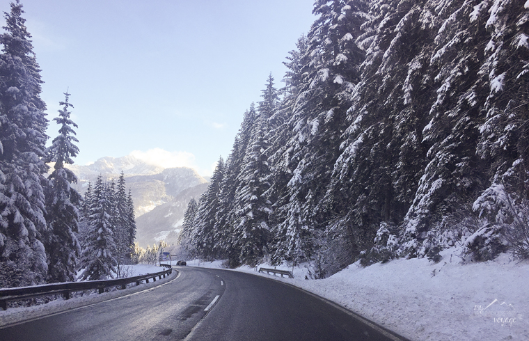Drive to Hallstatt Austria | My Wandering Voyage travel blog