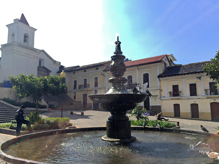Plaza San Blas Quito, Ecuador | My Wandering Voyage Travel Blog