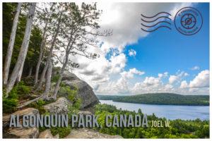 Algonquin Park, Canada - My Wandering Postcard | My Wandering Voyage travel blog