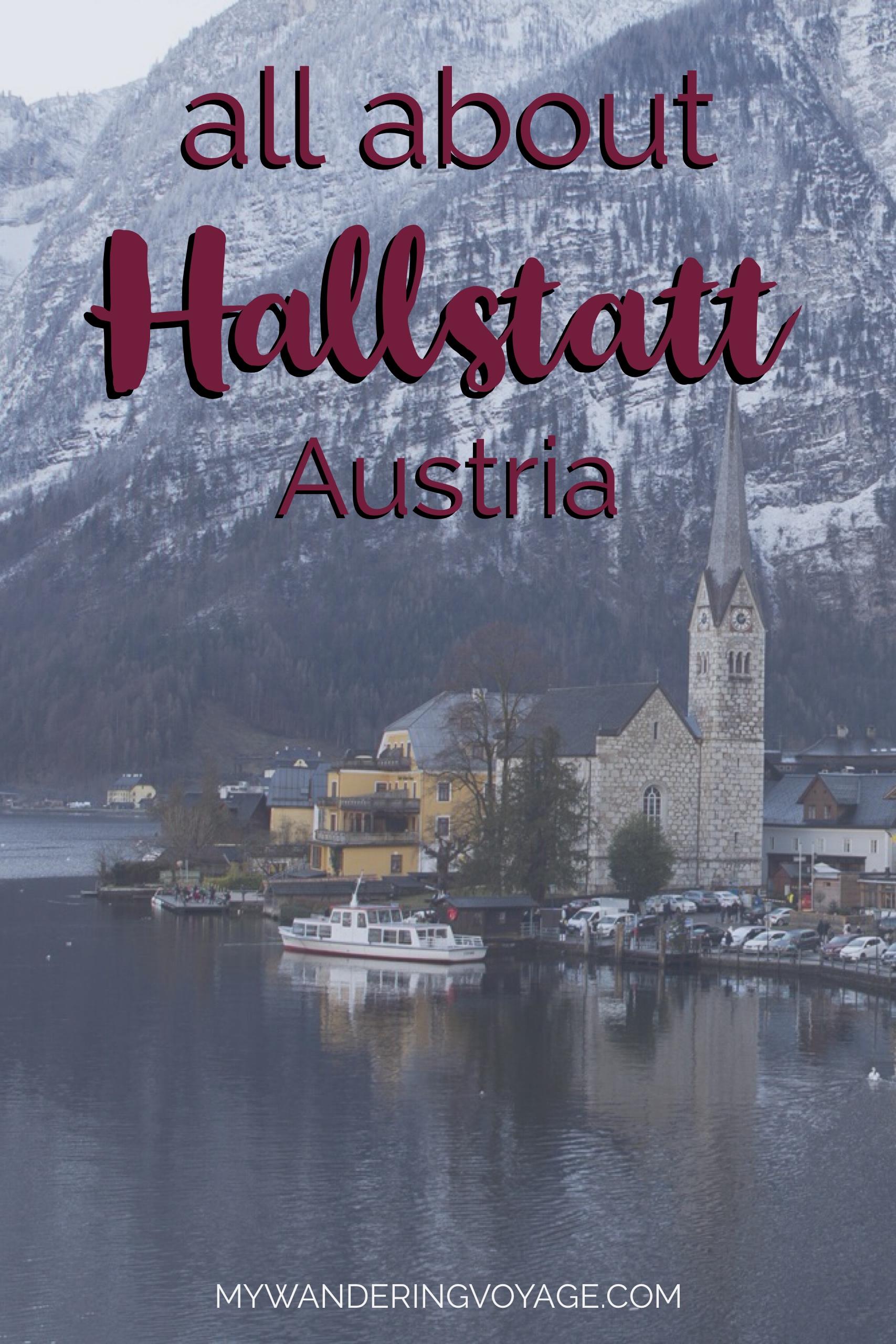 All About Hallstatt, Austria