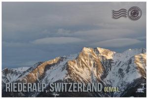 Wandering Postcard: Riederalp, Switzerland | My Wandering Voyage travel blog