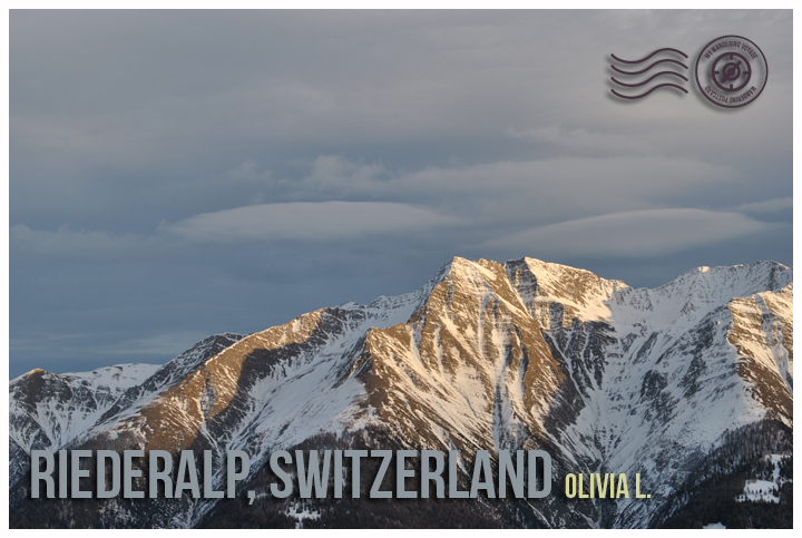 Wandering Postcard: Riederalp, Switzerland | My Wandering Voyage travel blog