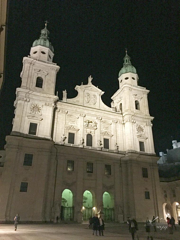 Dom Quartier Salzburg, Austria | My Wandering Voyage travel blog