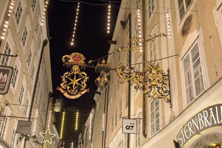Getriedegasse in Salzburg, Austria | My Wandering Voyage travel blog