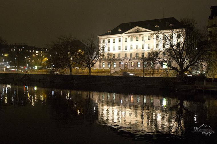Night Zurich, Switzerland | My Wandering Voyage travel blog