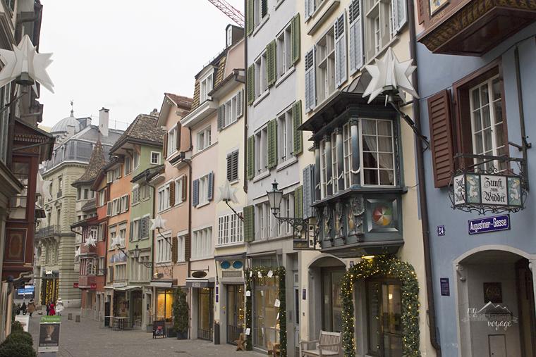 Old Town Zurich, Switzerland | My Wandering Voyage travel blog