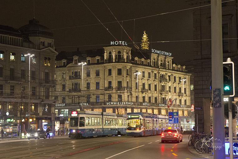 Tram system in Zurich, Switzerland | My Wandering Voyage travel blog