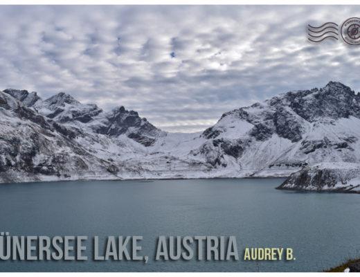Lunersee in Austria - Wandering Postcard | My Wandering Voyage Travel Blog
