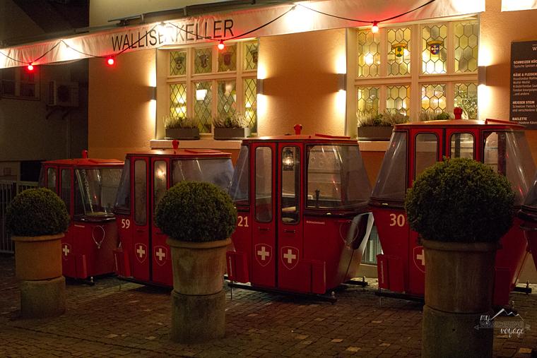 Walliserkeller fondue Zurich, Switzerland | My Wandering Voyage travel blog