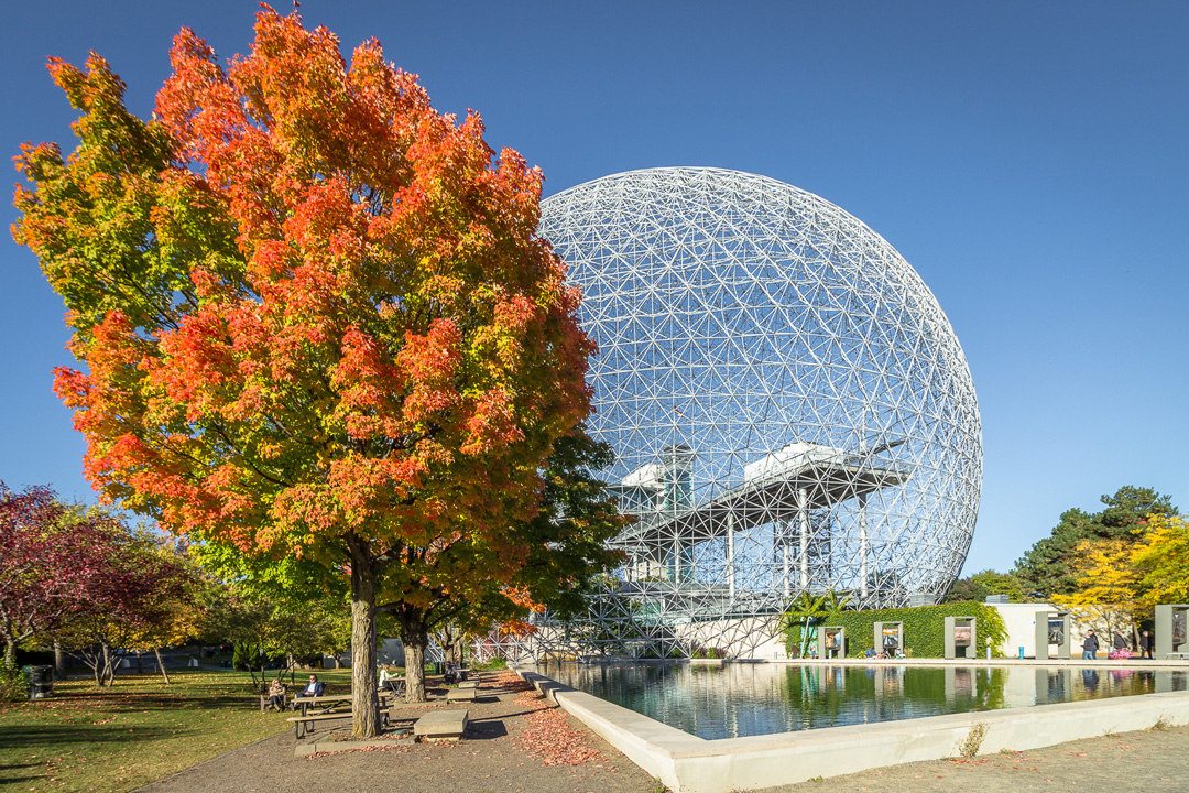 Biosphere in Montreal - 14 essential experiences for a weekend in Montreal, Quebec, Canada | My Wandering Voyage travel blog