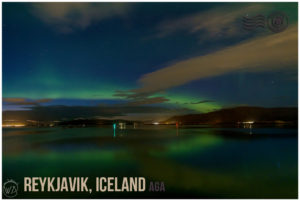 Reykjavik, Iceland - Wandering postcard - Submit your postcard and be a part of the Wandering Voyage postcard project | My Wandering Voyage travel blog