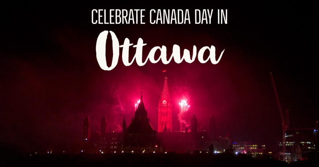 Why I celebrated Canada Day in Ottawa