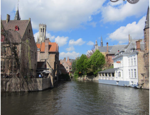 Wandering Postcard - Bruges, Belgium - Send in your postcard to be featured | My Wandering Voyage travel blog