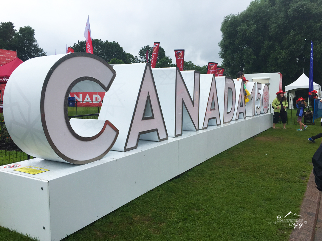 Celebrating Canada 150 in Ottawa | My Wandering Voyage travel blog