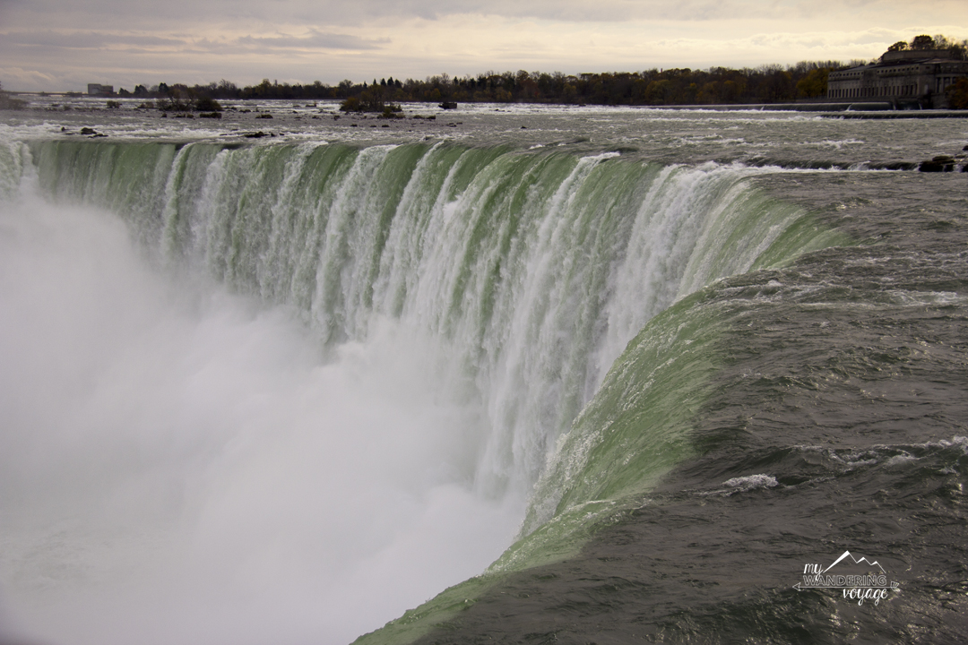 Escape the city and take a day trip to Niagara Falls | My Wandering Voyage travel blog