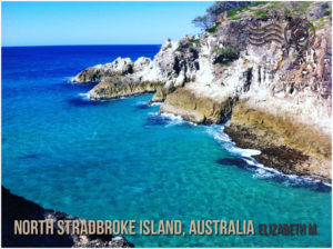Wandering Postcard - North Stradbroke Island, Australia - Send in your postcard to be featured | My Wandering Voyage travel blog