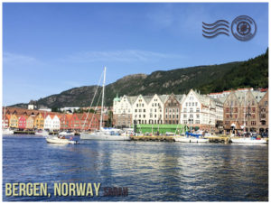 Bergen, Norway - Wandering postcard - Wandering postcard - postcards from around the world |My Wandering Voyage travel blog