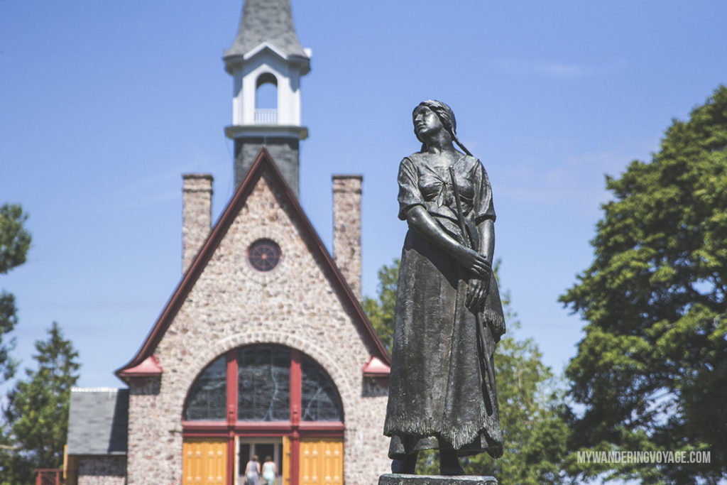 Visit Lunenburg and other UNESCO World Heritage Sites in Nova Scotia – Explore the Acadian roots of Grand Pre Nova Scotia. | My Wandering Voyage travel blog