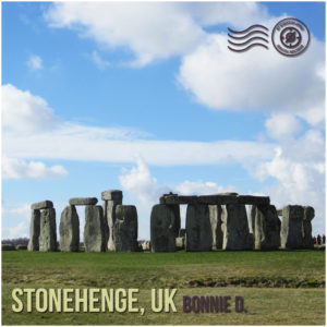Stonehenge, UK - Wandering postcard - postcards from around the world |My Wandering Voyage travel blog