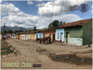 Trinidad, Cuba - Wandering Postcard -