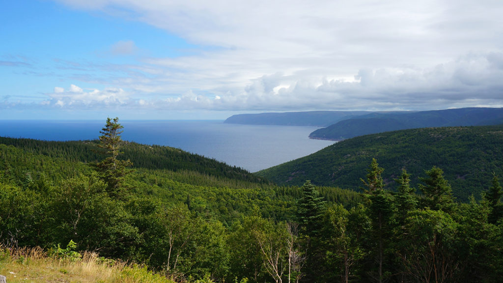 Cabot Trail, Cape Breton | There's no better way to explore Canada than by car. Take one of these epic road trips in Canada. Drive scenic routes and find the best stops along the way | My Wandering Voyage travel blog