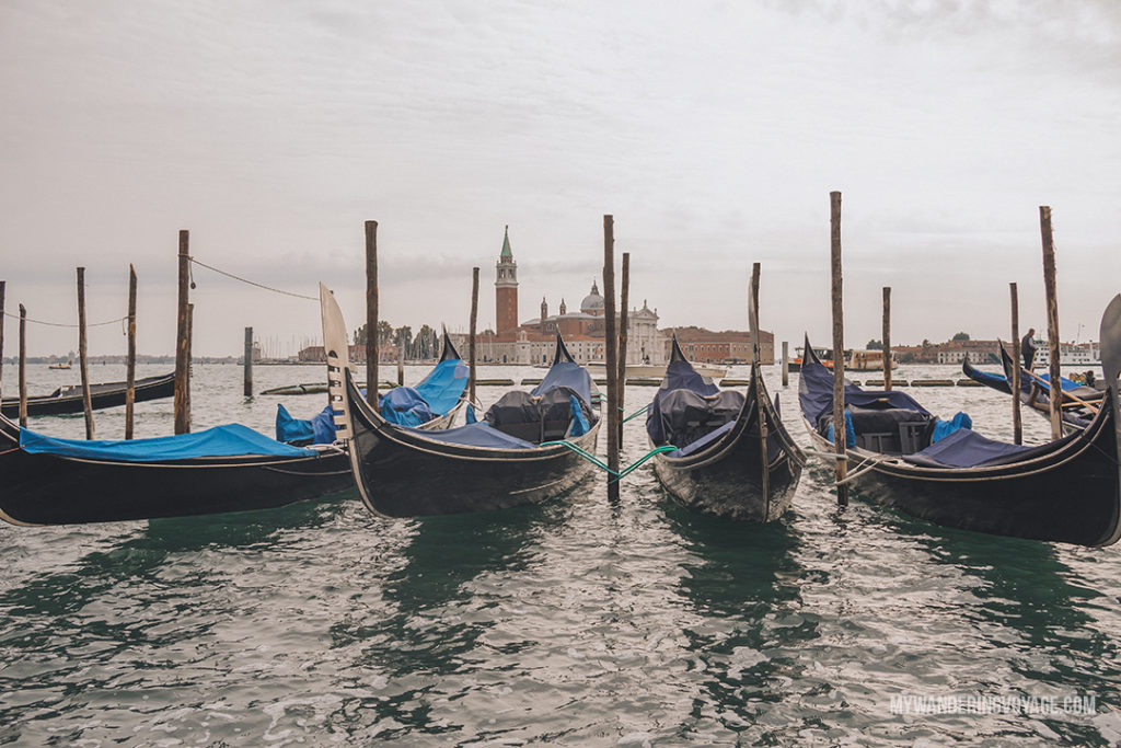 Venice | You've got 10 days to explore Italy, so where do you start? This 10 day Italy itinerary will take you from Rome to Venice to Florence to Tuscany. Explore Italy in 10 days | My Wandering Voyage #travel blog #Italy #Rome #Venice #itinerary